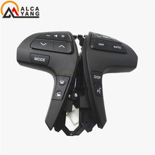 Auto Steering Wheel Audio Control Button Switch For TOYOTA HILUX VIGO COROLLA CAMRY HIGHLANDER INNOVA(China)