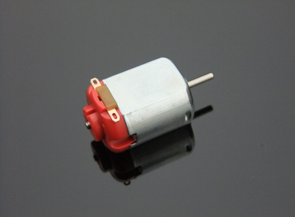 3 v 6 v 5000rpm 18000rpm 130 small motor miniature DC motor which can be the