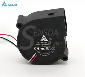 Для delta bfb0612h 6025 60 мм 6 см DC 12v 0.36a ЦП проектора барабанный вентилятор