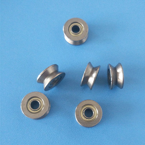 Free shipping 10pcs V624/3 V groove deep groove ball bearing 3x13x6mm embroidery machine pulley bearing 624/3V free shipping 2pcs v625 90 v625zz v groove deep groove ball bearing 5x16x5mm pulley bearing