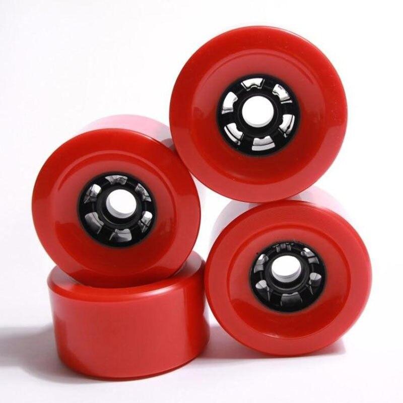 Elétricas do Longboard das Rodas Roda do Motor para o Skataboard 83*44mm do Skate Rodas Dianteiras Não Bonde Remoto 90*52 – 97*52