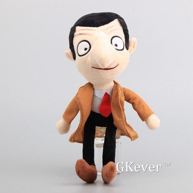 6 95 Personnage De Dessin Animé Mr Bean Souple En Peluche Poupées 12 30 Cm Enfants Cadeau Dans Sous Vêtements De Mère Et Enfants Sur