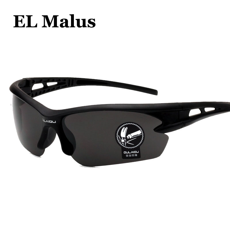 sports Uv400 Mens Women Goggles Designer Glasses For Sight Driving Man Male Night Vision Driving Fishing Sun Glasses el Malus Cheap Sale