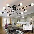 Современные подвесные потолочные лампы  разветвляющаяся люстра с пузырьками  современные люстры  светильник для гостиной  подвесные свети...