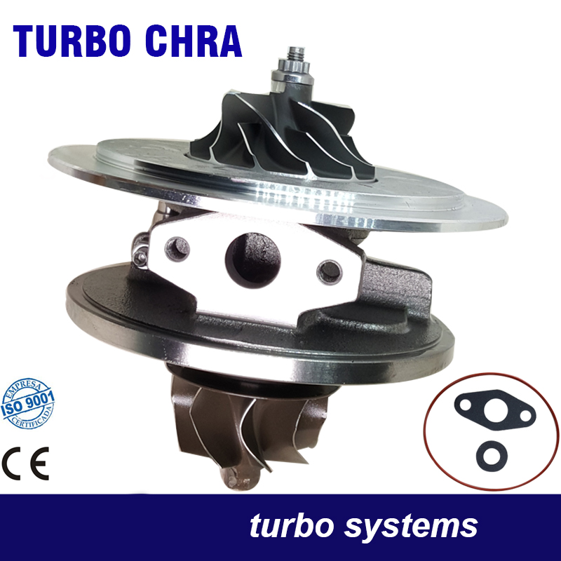 Turbocharger Turbine core GT1852V turbo charger cartridge 709836 711006 A6110960999 turbo chra for Mercedes C220 CDI (W203) 85KW kkk turbo bv43 53039880144 53039880122 chra turbine 28200 4a470 turbocharger core cartridge for kia sorento 2 5 crdi d4cb 170 hp