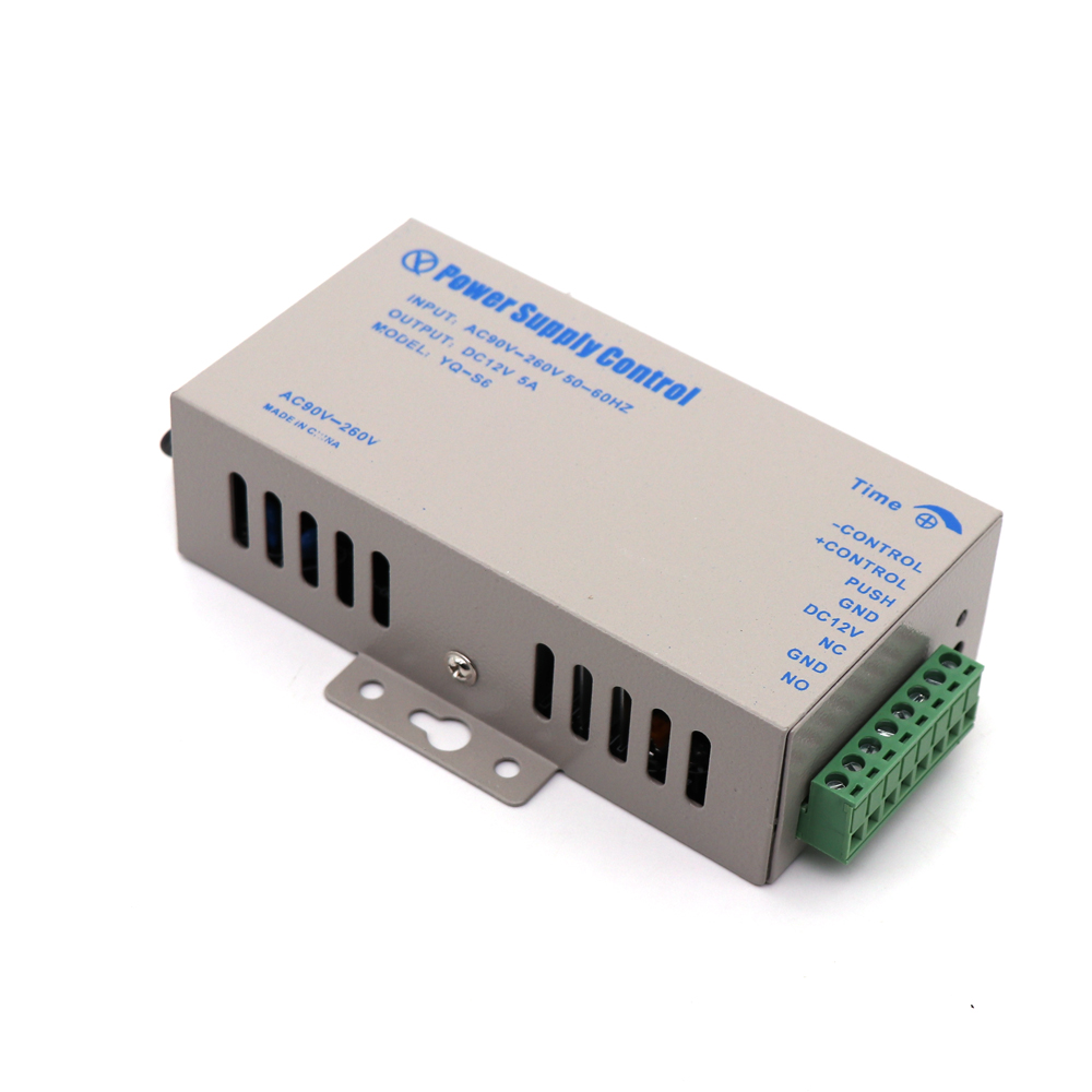 Security & Protection Dc12v 5a Door Access Control System Switch Power Supply For Rfid Fingerprint Access Control Device Access Control Accessories