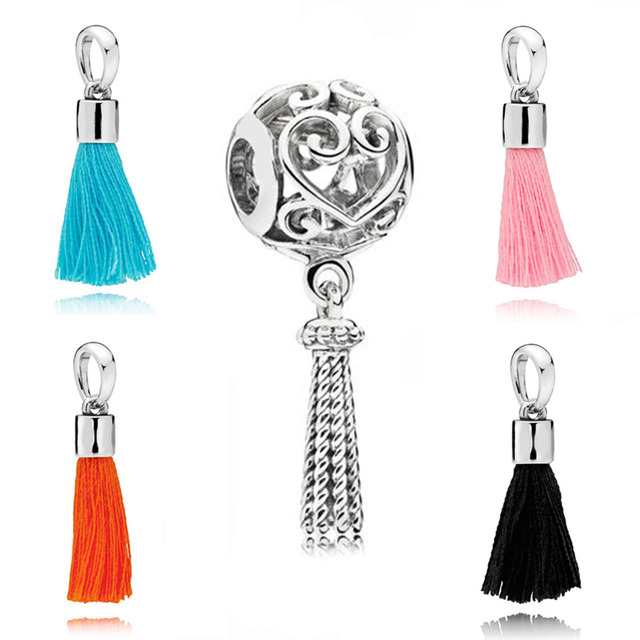 S Y Fashion Charm 100% Sterling Silver Original Pan 1:1 High Quality Have Logo Women Jewelry Free Mail