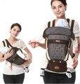 Portador de bebê Sling infantil Criança envoltório Rider canvas bebê mochila de transporte de Alta qualidade! 6 algodão cor frete grátis