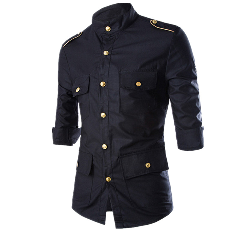 Compare Prices on Black Cargo Shirt- Online Shopping/Buy Low Price ...