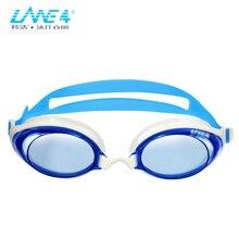 LANE4 плавательные очки Анти-туман УФ Защита водонепроницаемые очки для плавания для женщин мужчин#718 очки