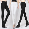 In the spring of 2016 new Korean fashion waist size slim slim pants jeans wear leggings female