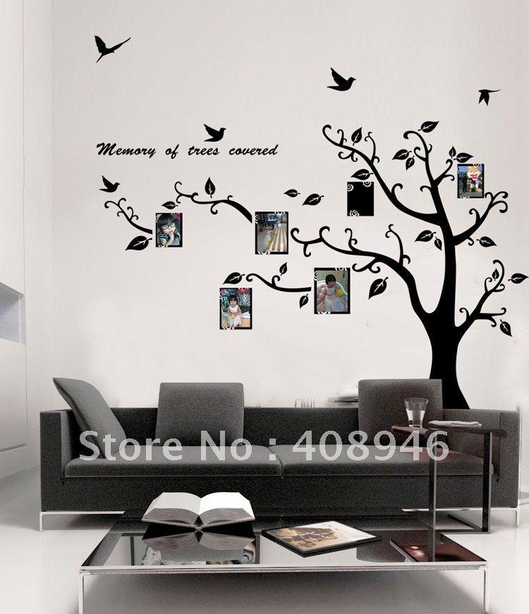120182 Olive Tree Wall Sticker / Fridge Magnet / Round Stickers /removable  Wall Stickers In Wall Stickers From Home U0026 Garden On Aliexpress.com |  Alibaba ...