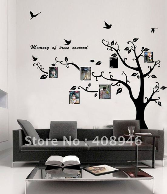 120182 olive tree Wall sticker  / fridge magnet / round stickers /removable wall stickers
