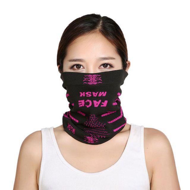 Unisex Outdoor sports magic headband cycling bicycle mask neck warmer riding hiking face mask Head Scarf Scarves Bandana mask