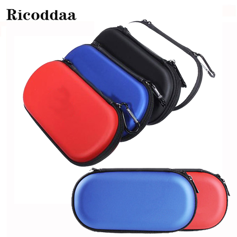 For PSV 1000/2000 Hard Bag Protective Case EVA Pouch Travel Bag Shell For PSV 1000 PSvita/PS VITA 2000 Game Console Accessories цена и фото