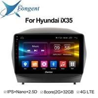 for Hyundai iX35 2010 2011 2012 2013 2014 2015 Car radio DVD Car Pad Computer Multimedia player Android Unit Auto GPS Navigator