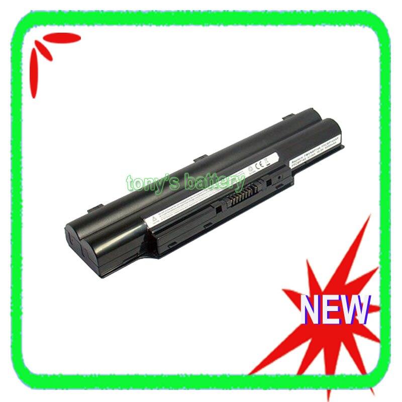 6 Cellules Batterie Pour Fujitsu LifeBook SH560 SH561 SH760 SH761 SH771 SH772 SH792 LH700 S761 S762 S782 S792 FPCBP145 FPCBP282