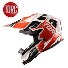 TORC T32 adulto moto casco casco cascos capacetes moto rcycle casco off road cross moto cross caschi possono aggiungere occhiali