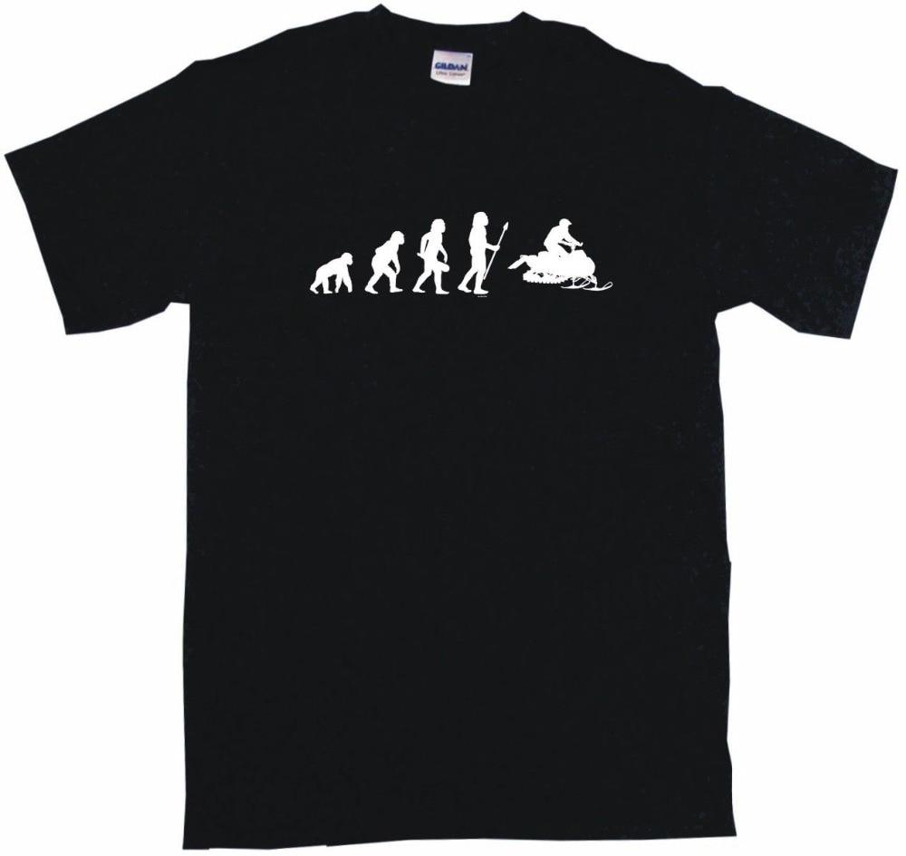 Bike Evolution Kid/'s T-Shirt Children Boys Girls Unisex Top Biker Motorbike
