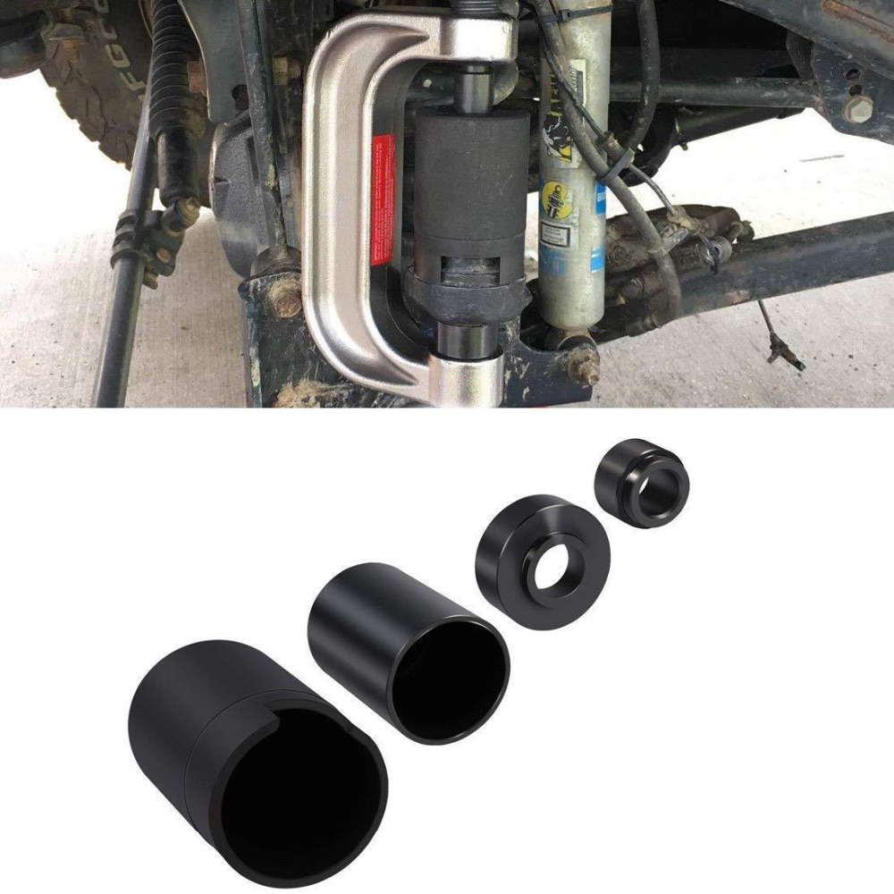 Chuang Qian Ball Joint Service Adapter Tool Ball Head Extractor Removal Installer for Jeep Wrangler Renegade Grand Cherokee Jeep