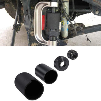 Chuang Qian Ball Joint Service Adapter Tool Ball Head Extractor Removal Installer for Jeep Wrangler Renegade Grand Cherokee