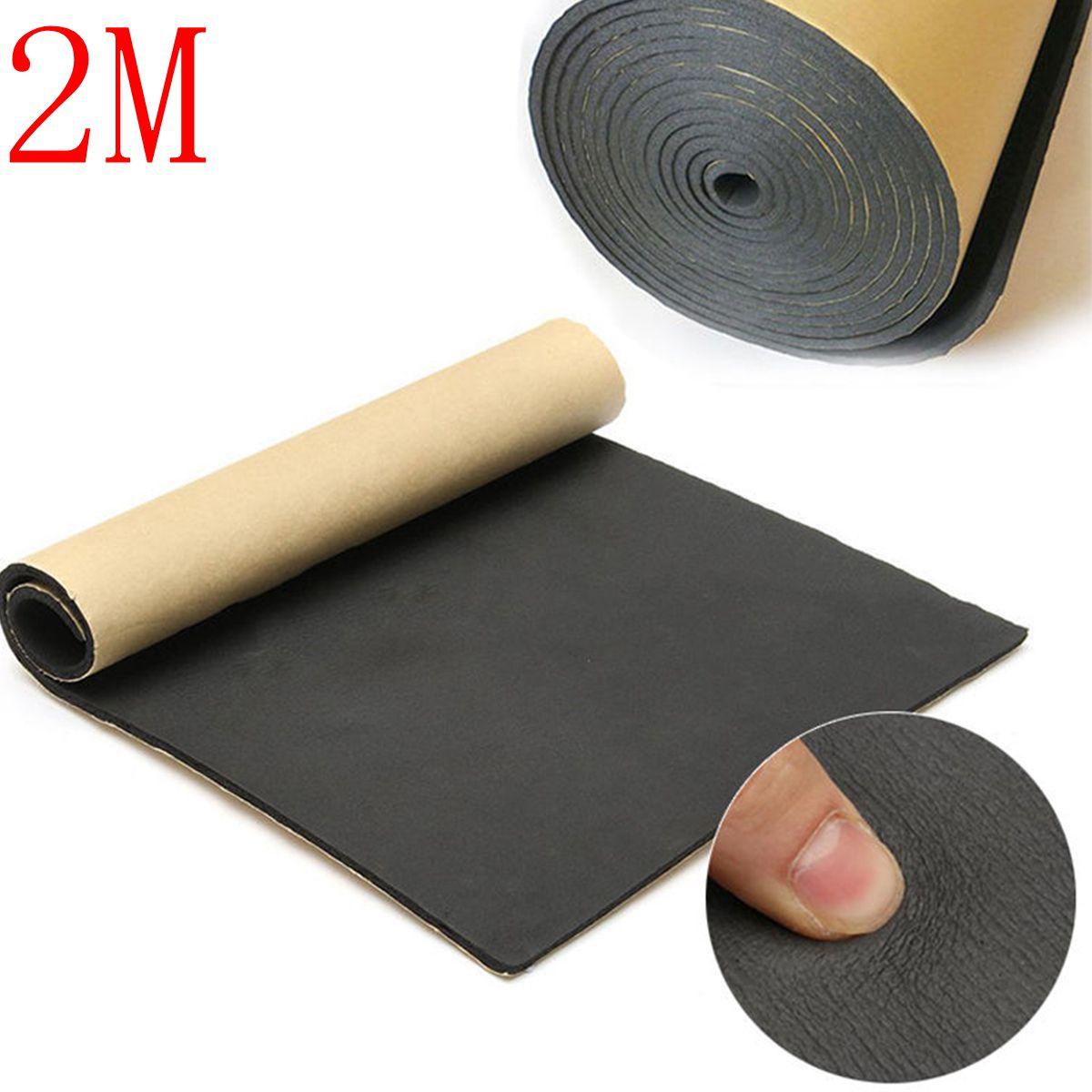 1x2M Thickness 3mm SoundProofing Acoustic Foam Treatment Sound-absorbing Cotton Noise Sponge Excellent Sound Insulation