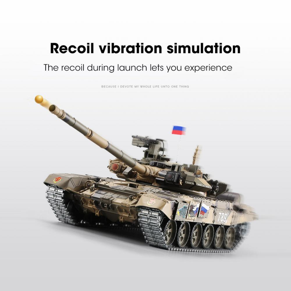 Henglong 3938 Russian T90 1//16 Scale RC Tank Plastic TracksReplacement Parts