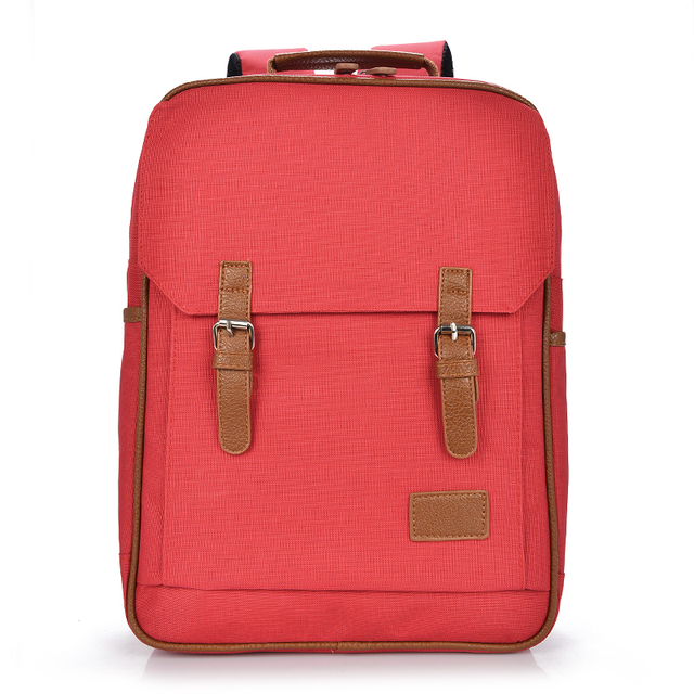 Female Cute Fashion Laptop Backpack Preppy Style Mochila Femininaschool Vintage Korean For Agers Travel Uni