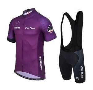 Image 5 - 2019 zestaw koszulek rowerowych STRAVA letnia odzież rowerowa górska Pro rowerowa koszulka kolarska strój sportowy Maillot Ropa Ciclismo