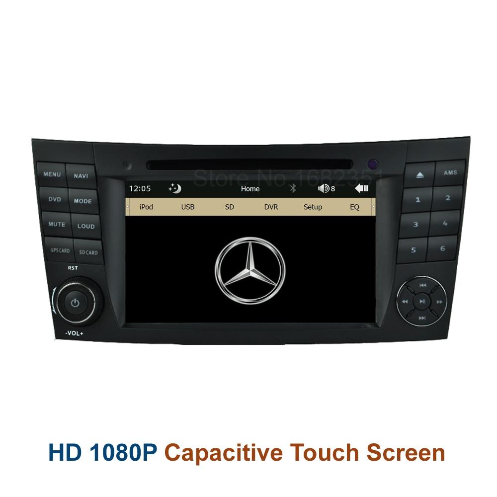 Original ui car dvd radio player gps for mercedes benz for Mercedes benz navigation dvd