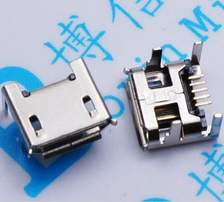 100 шт. 10 шт. каждый для 10 вид микро-USB кабель 5pin джек хвост разъем микро-USB разъем порта сокет для samsung Lenovo и Huawei компания ZTE и HTC