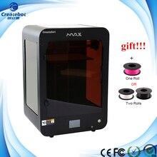 Новый товар металлический 3D-принтеры + 2 катушки накаливания (подарок)