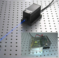 New Q BAIHE 532nm 1000mW Bright Green Laser Dot Module with Analog or TTL Modulation TEC Cooling 0 30KHZ