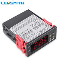 LEDSMITH LED Digital Temperature Controller STC-1000 12V 24V 110V 220V Thermoregulator thermostat Heater And Cooler Control