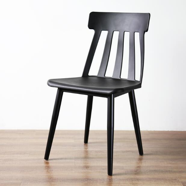 High Quality Dining Furniture: YINGYI New Design Plastic Dining Chair Without Arms High