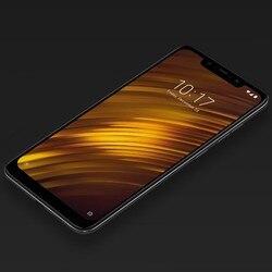 Xiaomi Pocophone F1 telefon 6.18 Cal Smartphone 6 GB pamięci RAM 128 GB ROM komórkowy 20MP Selfie aparat w telefonie komórkowym 3
