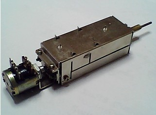NOBLE band 260-2409-00 potentiometer with switch 10K 10 files biaxial srrn 4 knives 4 files band switch