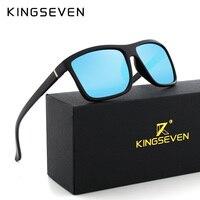 KINGSEVEN Original Sunglasses Women Men Brand Design TR90 Frame Sun Glasses For Men Fashion Classic UV400