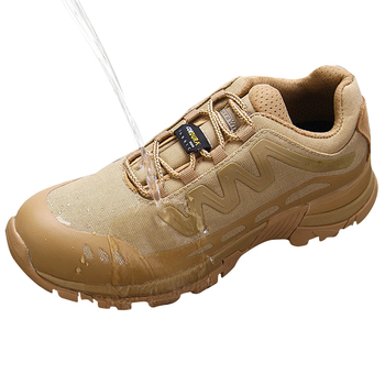 ANTARCTICA Hiking Shoes Waterproof Military Boots Tactical Combat Outdoor Mountain Climbing Camping Sports Botas Campismo