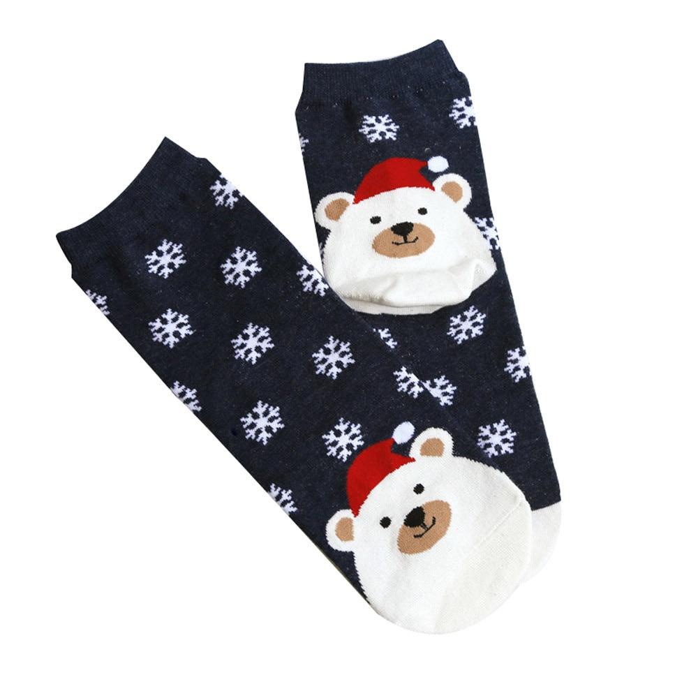 Christmas Women Casual Socks Cute Unisex Socks