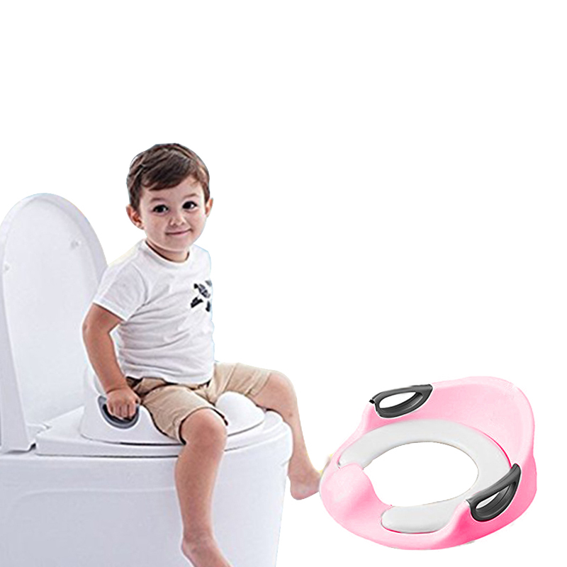 KIDSRUN Potty Seat toddler portable Toilet Training seat children urinal cushion children pot chair pad /mat Asiento de orinal