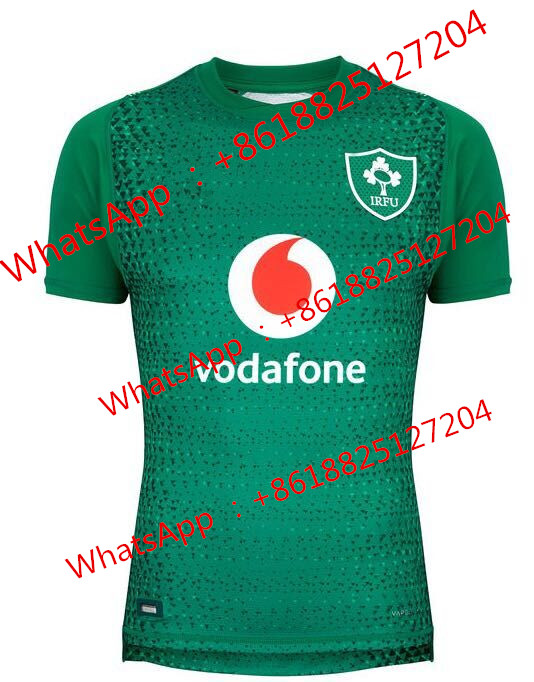 timeless design a878d a80eb Newest 2018 2019 Rugby clothes, Irish rugby jerseys national team New  ireland Rugby Jersey thai quality free faster shipping