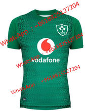 Newest 2018 2019 Rugby clothes, Irish rugby jerseys national team New ireland Rugby Jersey thai quality free faster shipping(China)