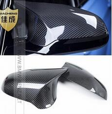 Free shipping Carbon Fiber side mirror covers for BMW F80 F82 M3 M4 2014UP сапоги daze daze da921awgzt71