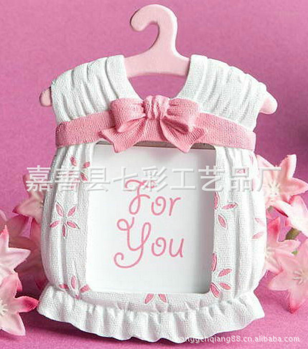 2016 Hot Fas Hion Resin Baby Shower Clothes Pattern Baby