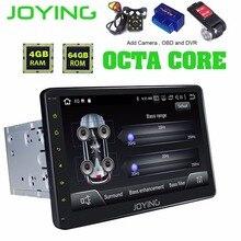 """10.1 """"IPS Unità di Testa Doppio 2Din Universale Android 8.1 Car Radio Stereo GPS di Navigazione Multimediale di Musica di FM Bluetooth WIFI lettore"""