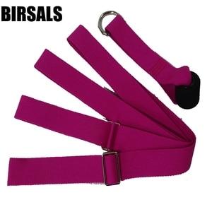 Image 4 - Bacak sedye uzunluk bale streç bant dans jimnastik egzersiz eğitimi spor salonu ayak streç bant s020