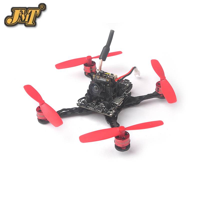 JMT Trainer90 0703 1S Brushless FPV Drone Quadcopter with Flysky Frsky DSM2/X Receiver Fusion X3 Flight Control PNP Set jmt happymodel trainer90 0703 1s brushless fpv helicopter pnp set with flysky frsky dsm 2 x receiver fusion x3 flight control