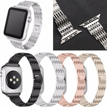 2017 the newest Excellent watchbands for iwatch Bracelet 38mm and 42mm