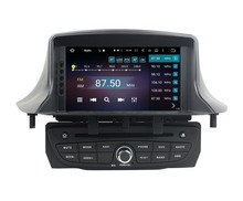 4GB RAM 7 Octa Core Android 6 0 Car DVD Player for Renault Megane III Fluence